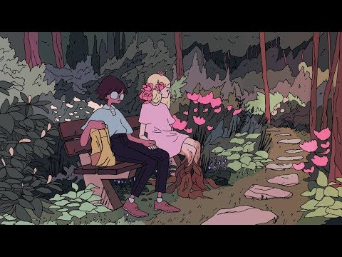 in love with a ghost | flowers feat. nori