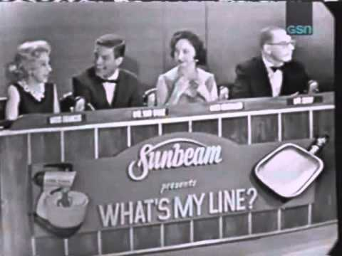 What's My Line? - May 8, 1960