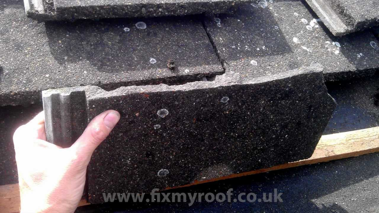 How To Replace A Roof Tile How To Change A Leaking Roof