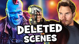 Guardians of the Galaxy Vol. 2 DELETED SCENES & Alternate Ending