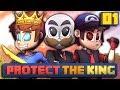 PROTECT THE KING : UN NOUVEAU JEU PVP ! #01