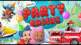Fiesta de Carreras NickJr, Bubble Guppies, Dora, Patrulla Canina y  wallykazam