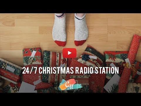 ☃️ 24/7 Christmas Music Radio 🎄 Christmas Music ❄️ Christmas 2017