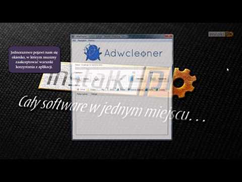 AdwCleaner czyli jak skutecznie oczyścić komputer ze