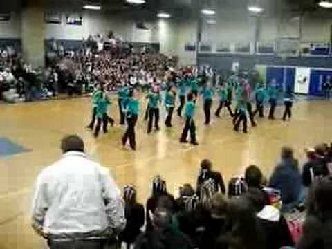 Plymouth South High School Dance Team 2008