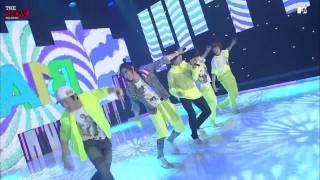 [LIVE] 110520 B1A4 (?????) - O.K (Group Multi-Angle)