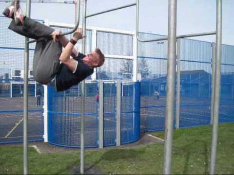 Old Parkour footage