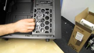 Antec One Value Gaming Case Unboxing & First Look Linus Tech Tips