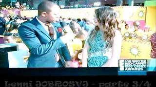 Kids Choice Awards 2013 - [Español] Inicio (Entrevistas) Parte 3/4