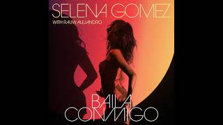Selena Gomez, Rauw Alejandro - Baila Conmigo 1 hour/hora loop