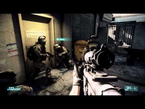 Battlefield 3 Fault Line episode I
