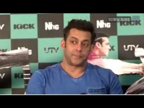 Interview With Salman Khan For Movie Kick Part 1 video