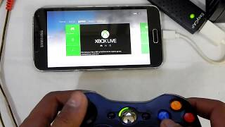 Play All Xbox 360 games on VR (Virtual Reality)