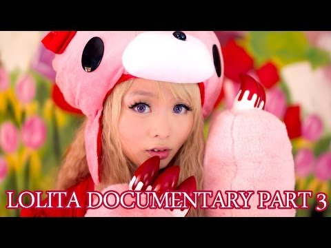 Types of Lolita [The Secret Life of the Lolita: Part 3]
