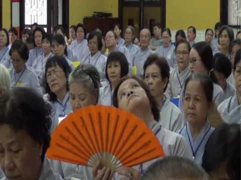 Bát Quan Trai Giới 25: Sinh Hoạt Trong Ngày Tu Của Bát Quan Trai (phần 2)
