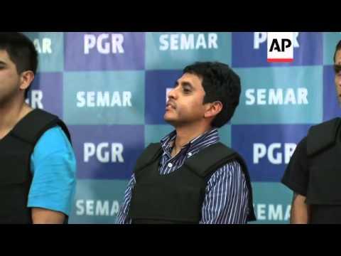 Suspected Zetas cartel leader believed linked to jailbreak, killings