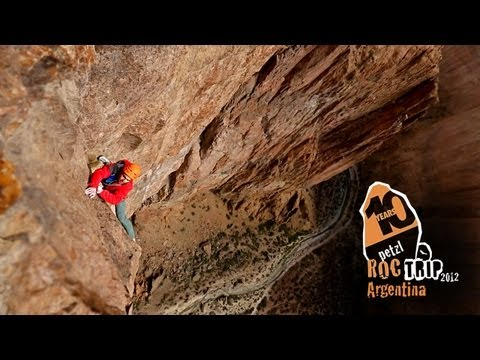 Petzl RocTrip Argentina 2012 The official movie