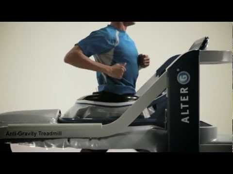 AlterG - Running, Injury and Rehab Equipment