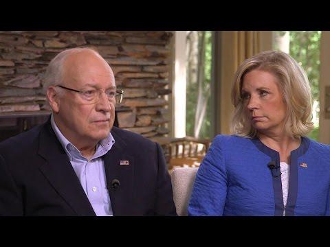 Dick and Liz Cheney on politics, Obama