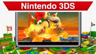 Nintendo 3DS - Super Mario 3D Land Launch Trailer