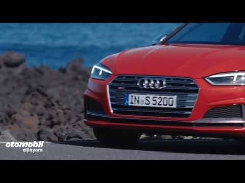 Araba Videoları - 2016 Audi A5/S5