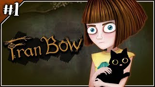 Let's Play Fran Bow Blind Part 1 - The OG Lady of Misfortune - Chapter 1 PC Gameplay
