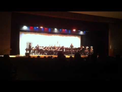 Burleson High School Honors Band: Pirates or the Caribbean-