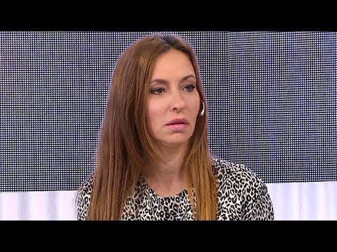 Analía Franchín confesó que fue violenta con dos de sus parejas: A uno le apagué un cigarrillo en la cara