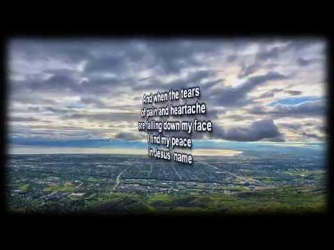 Eye of the Storm - Ryan Stevenson - Worship video with lyrics