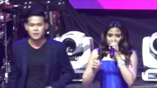 Morissette Amon Marcelito Pomoy Secret Love Song Wish Awards