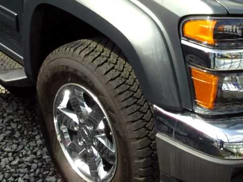 2010 Chevrolet Colorado Z71 4x4 AutoConnect.com.mx - YouTube