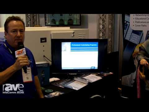 InfoComm 2015: BICSI Demonstrates Training and Credentialing Products