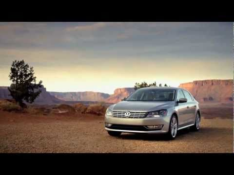 2012 Volkswagen Passat - First Drive