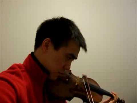 Solo Violin: Chairman's Waltz (Memoirs of a Geisha)