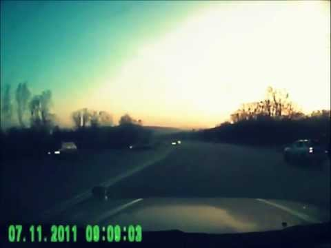 Видео подборка аварий и ДТП за ноябрь 2011