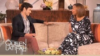Adam Brody on The Queen Latifah Show