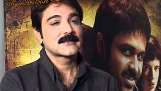 Shanghai - Interview Of Prosenjit For Film Shanghai