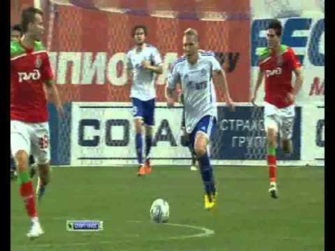 16 тур. Динамо-Локомотив 4-1