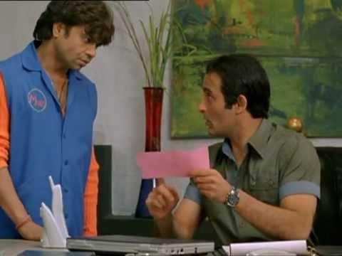 Mbpa - Comedy Scene - Akshaye Khanna - Rajpal Yadav - Archana Puran Singh - Innocent Mannu Arrested video