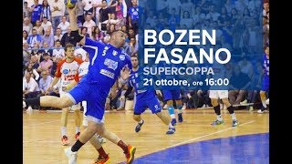 Supercoppa 2017: BOLZANO - JUNIOR FASANO 24-23