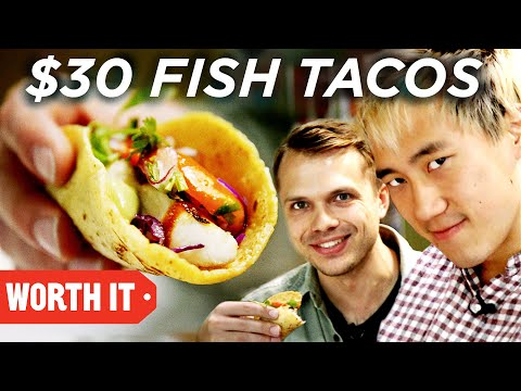 $3.50 Fish Tacos Vs. $30 Fish Tacos