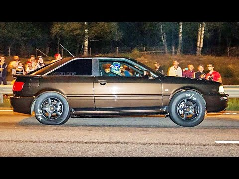 Audi S2 from HELL - AWD Monster!
