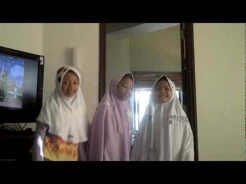 Arda And Friends Menyanyi Lagu Alif Baa Taa video