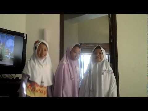 Arda And Friends Menyanyi Lagu Alif Baa Taa video
