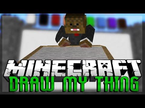 CLUTCH COMEBACK Minecraft Draw My Thing w/ JeromeASF & Friends!