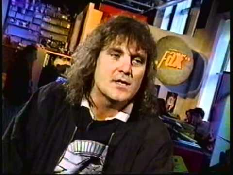 Original Alice Cooper Band Guitarist Michael Bruce Interview - Much Music, Feb. 1992 .mpg