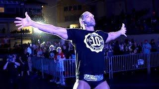 Go behind the scenes with Tye Dillinger on one stop of his NXT farewell tour