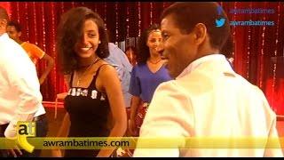 Haile Gebresselassie's Amazing Eskista Dance