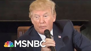 Donald Trump Agrees To North Korea Meeting Invite, South Korea Announces | Rachel Maddow | MSNBC