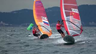 2017 RS:X Windsurfing World Championships - Day 6
